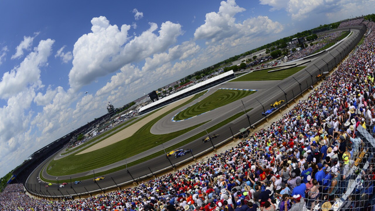 RACE RECAP: All of the action on and off the track at the Indianapolis 500