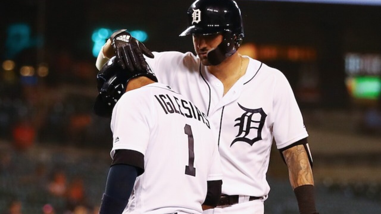 Tigers score five after Ohtani's departure, beat Angels