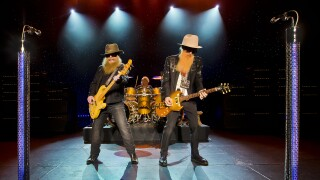 Dusty, Hill, Frank Beard, Billy Gibbons