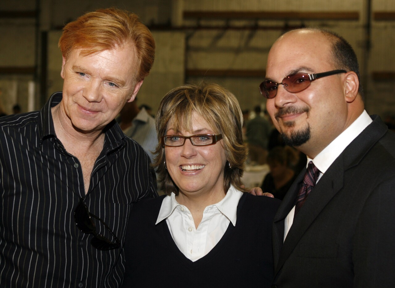 David Caruso, Ann Donahue, Anthony Zuiker
