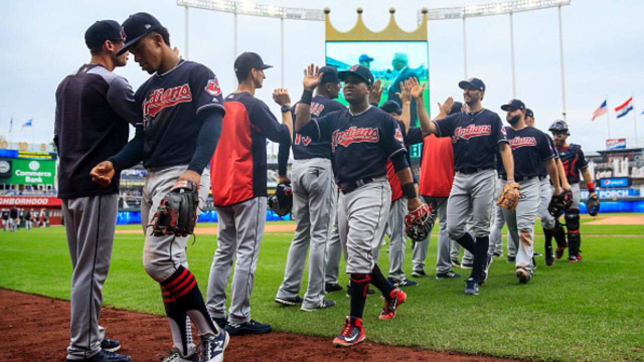 Start times announced for Indians-Astros ALDS Games 1 and 2