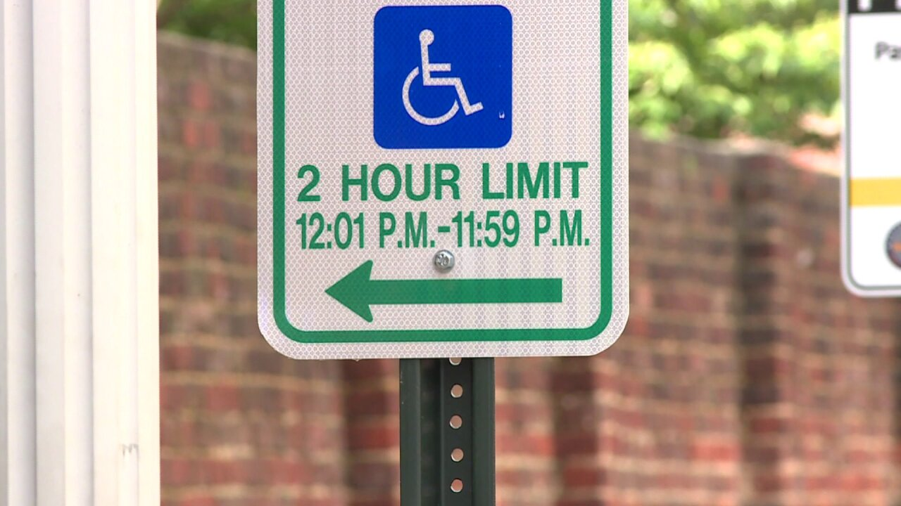 People with disabilities upset over Richmond parkingchanges