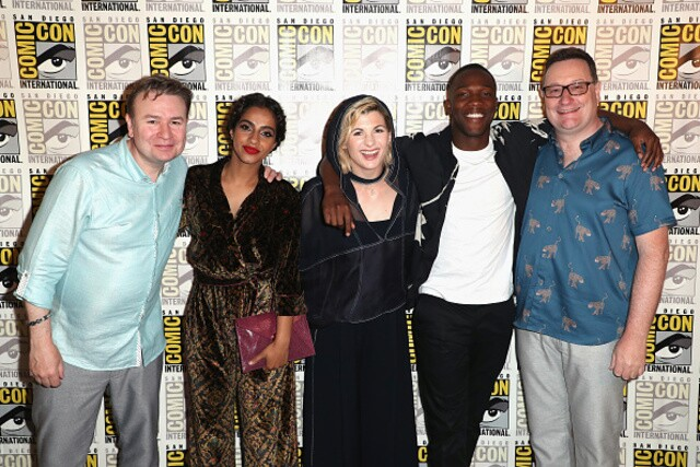 Dr. Who fans welcome first female doctor