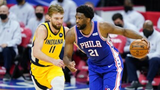 Pacers 76ers Basketball