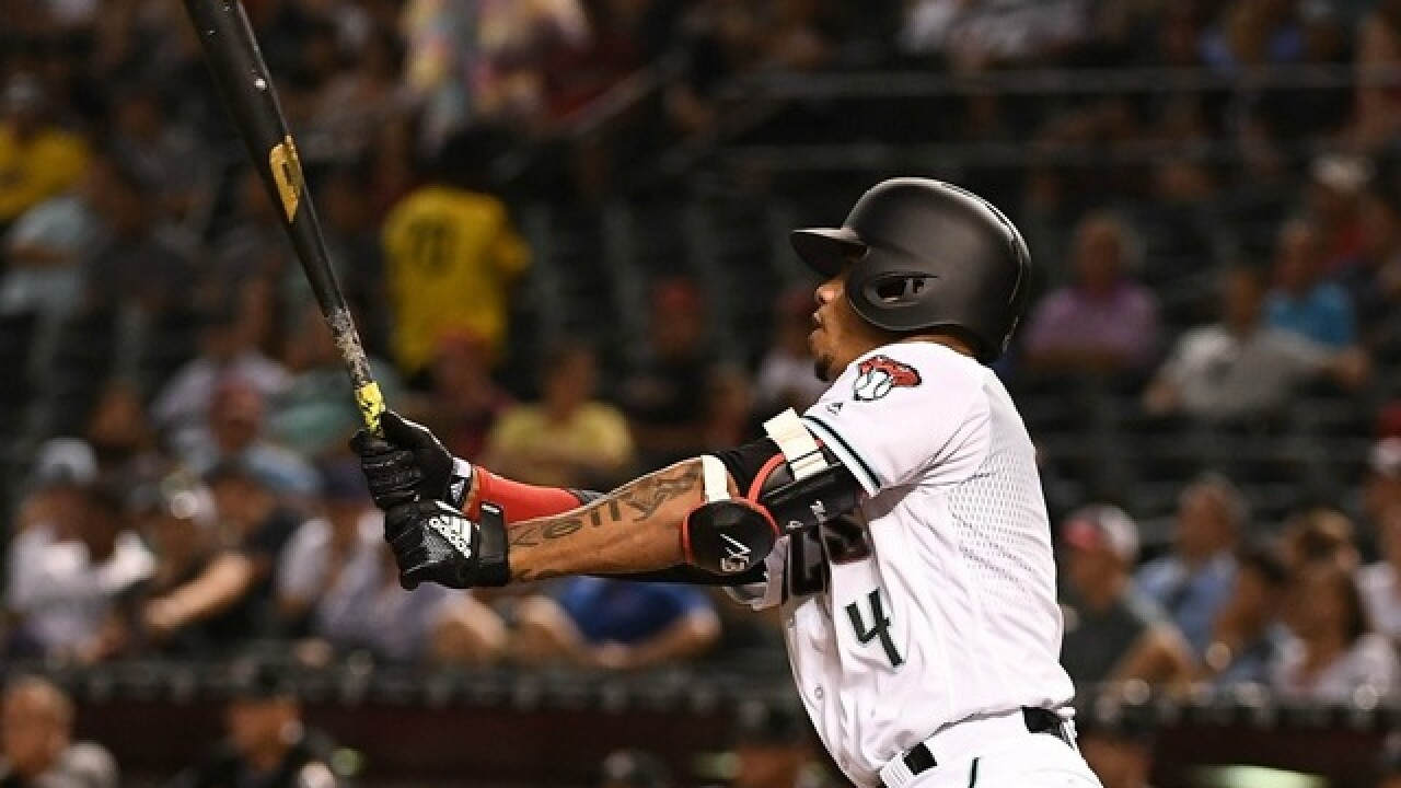 Diamondbacks-Giants game to be streamed on Facebook Watch