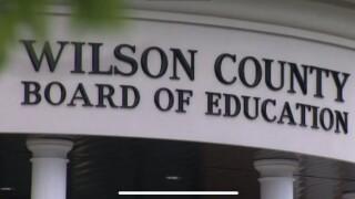 Wilson county school board