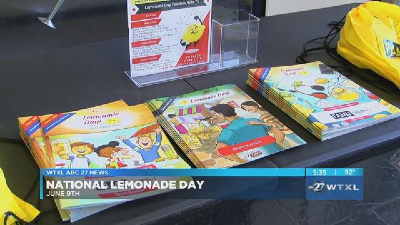 Kids invited to participate in Lemonade Day 2018