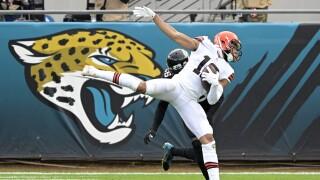 Browns Jaguars