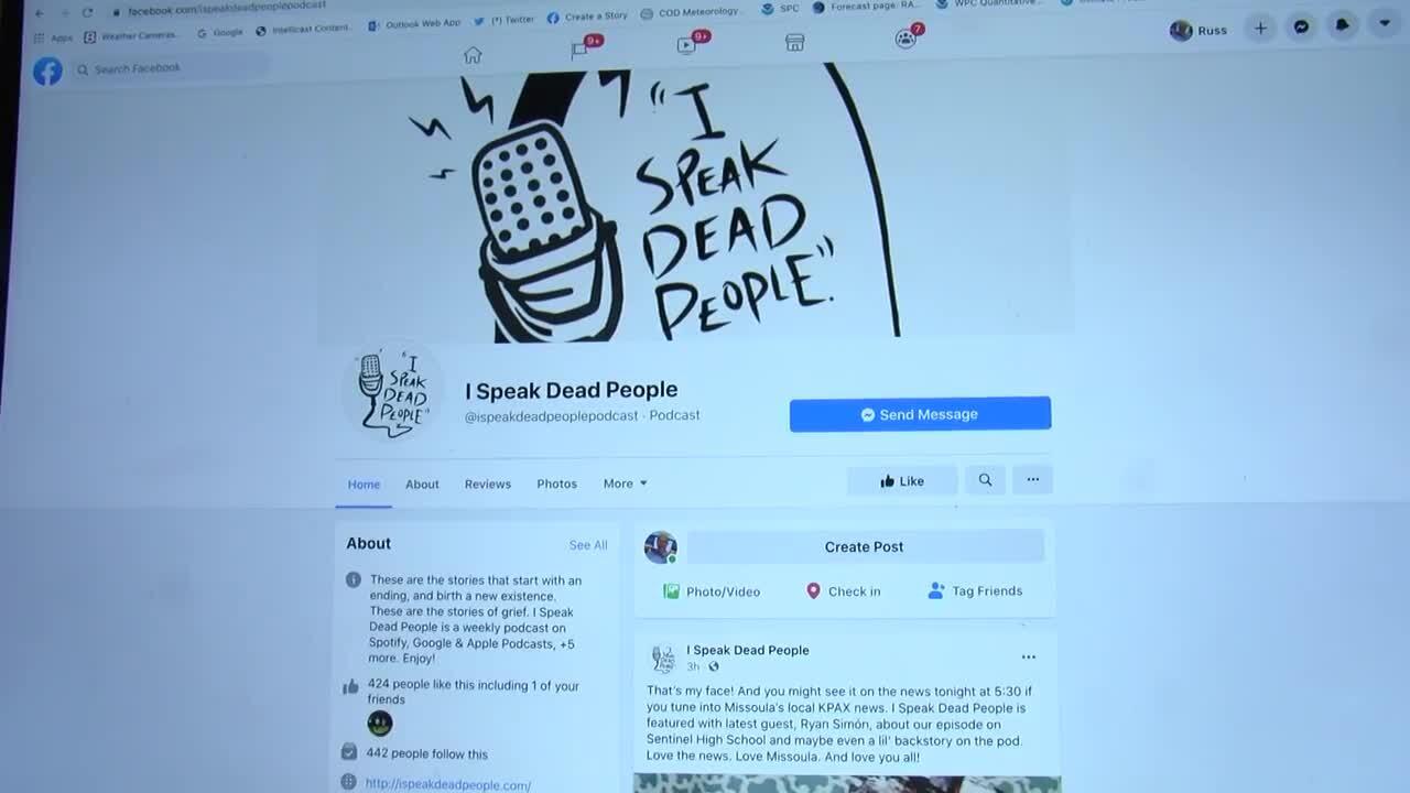 I Speak Dead People Podcast