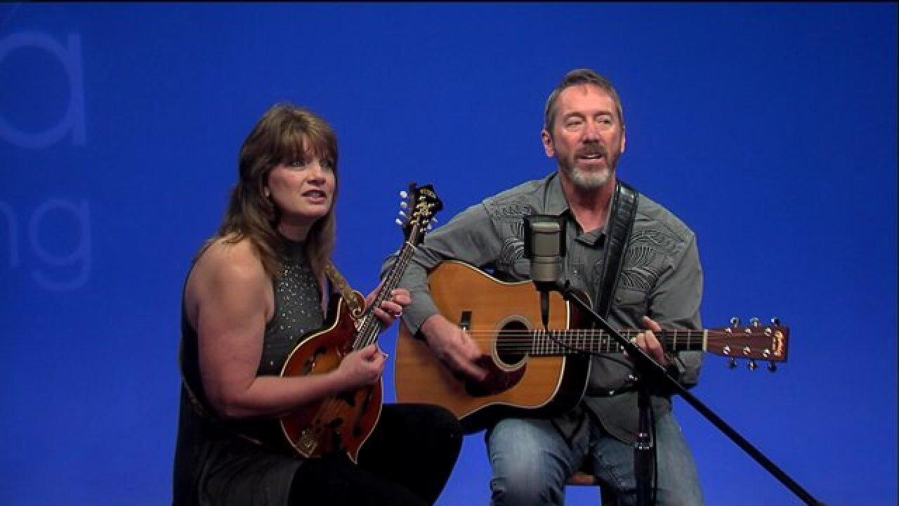Enjoy the toe tapping bluegrass sounds of DavisBradley