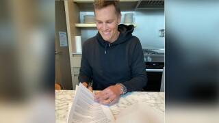 6-time Super Bowl champion Tom Brady is officially a Tampa Bay Buccaneer