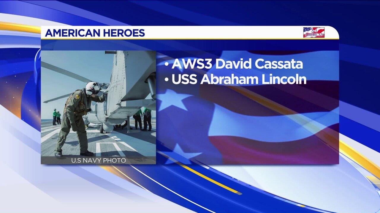American Heroes: DavidCassata