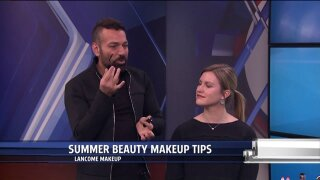 Tarek Abbas- Summer Makeup Tips