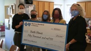 Margaret Stuart Youth Home Donation