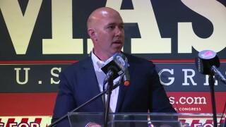 Brian Mast gives victory speech, Nov. 3, 2020