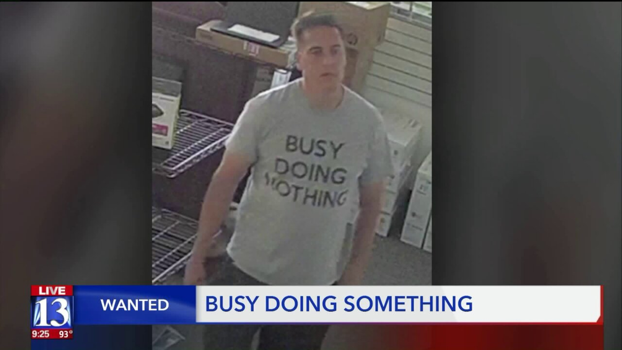 Wanted with Scott McKane: 'Busy doing nothing'…or something