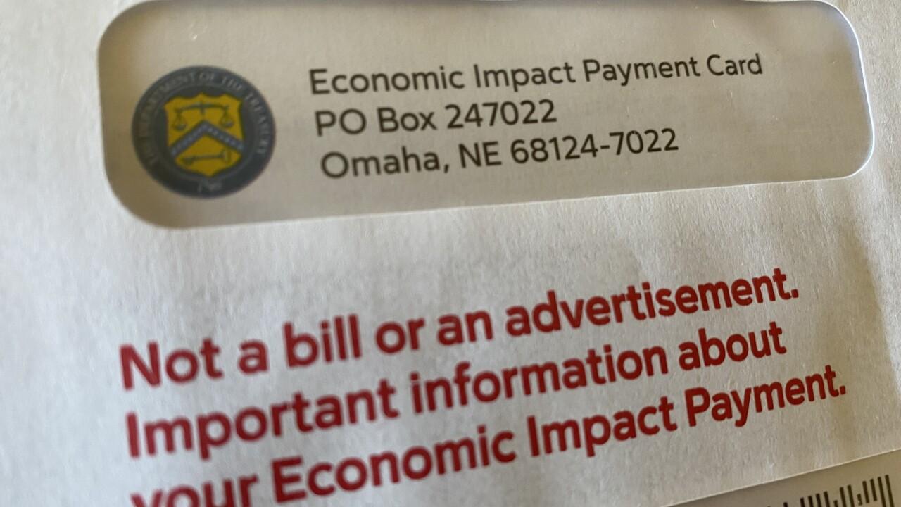 Stimulus Card Mailer