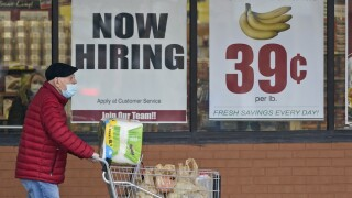 April Jobs Report economy now hiring