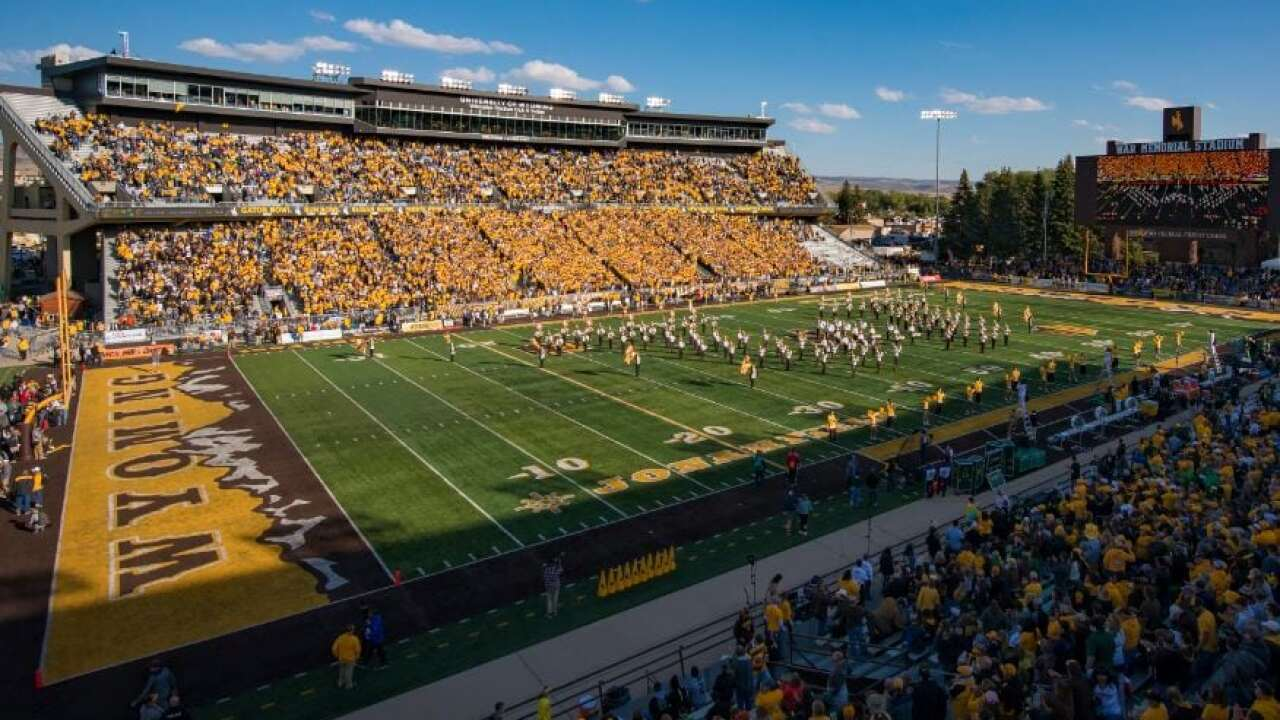Wyoming Cowboys release 2018 football schedule