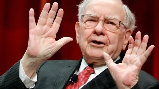 Warren Buffett just gave $3.4 billion to charity