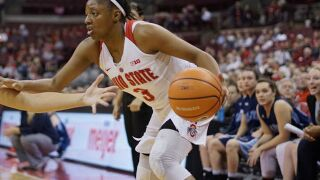 Ohio State guard Kelsey Mitchell is selected among the top picks in the WNBA Draft
