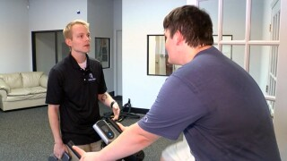 gym for people with autism