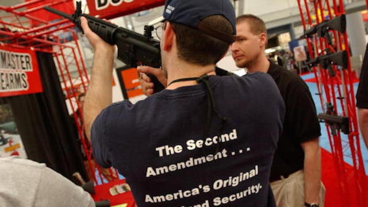NRA: Gun control won't stop extremists from carrying out attacks