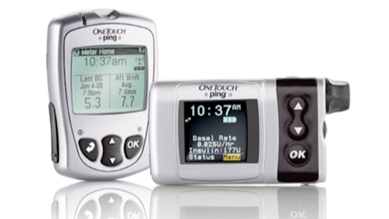 Company warns insulin pump vulnerable to hacking