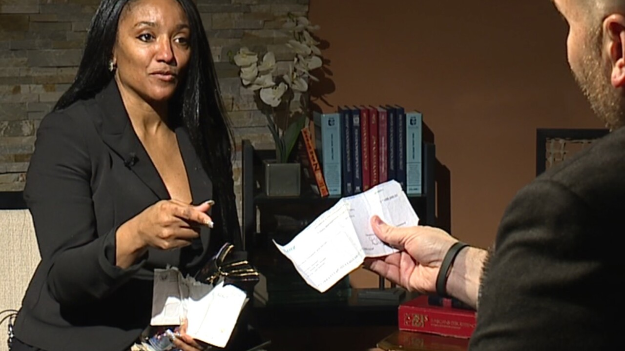 Local woman gets $500,000 check from someone posing as a real movie star