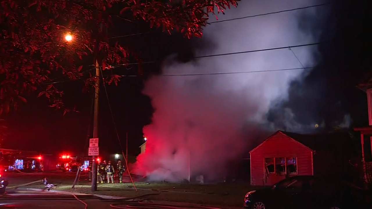 Portsmouth firefighters respond to early morningblaze