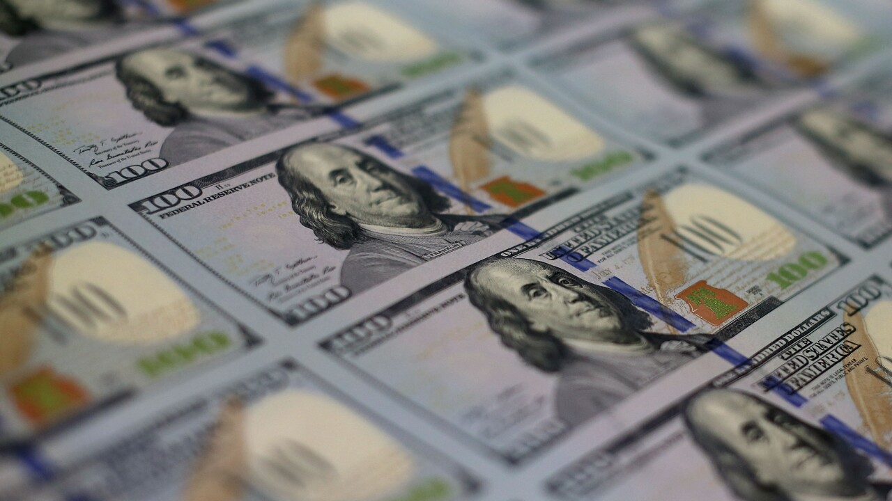 US budget deficit jumps 23.1% over last year as debt crisis looms