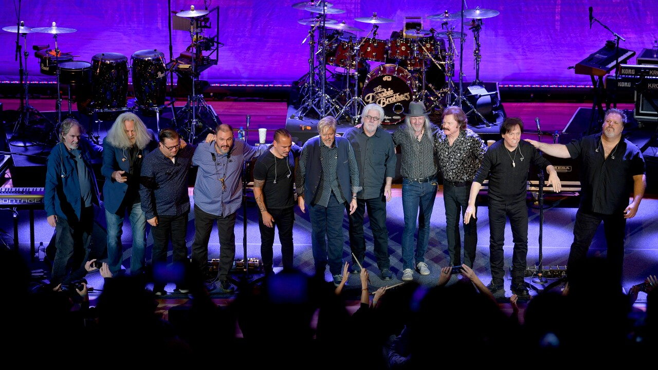 The Doobie Brothers Performing Toulouse Street And The Captain and Me Albums Live at The Ryman