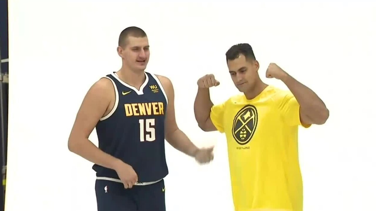 Denver Nuggets host 2019 Media Day