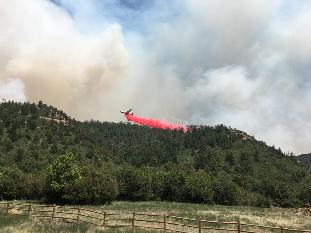 East Canyon Fire Inciweb