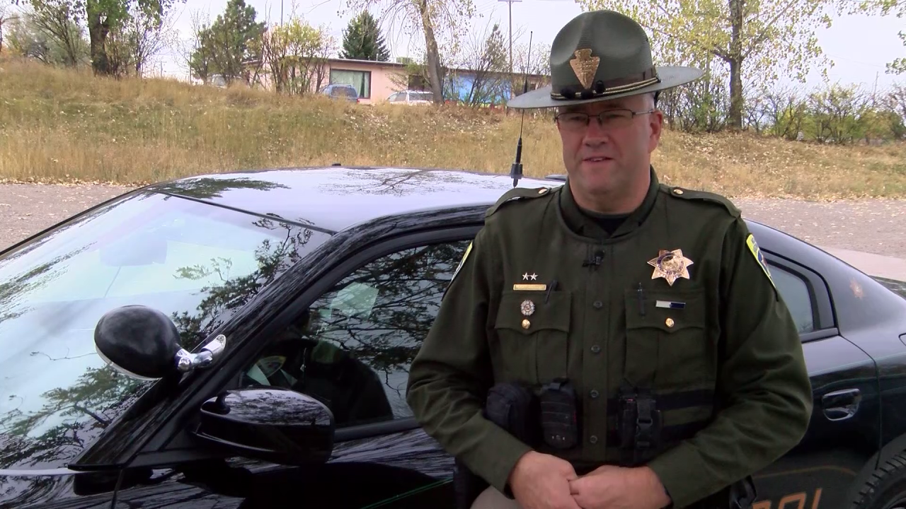 Montana Highway Patrol Trooper James Humiston
