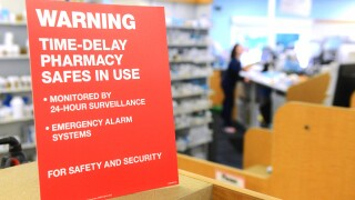 CVS implements time-delay safes in all 318 Michigan pharmacies