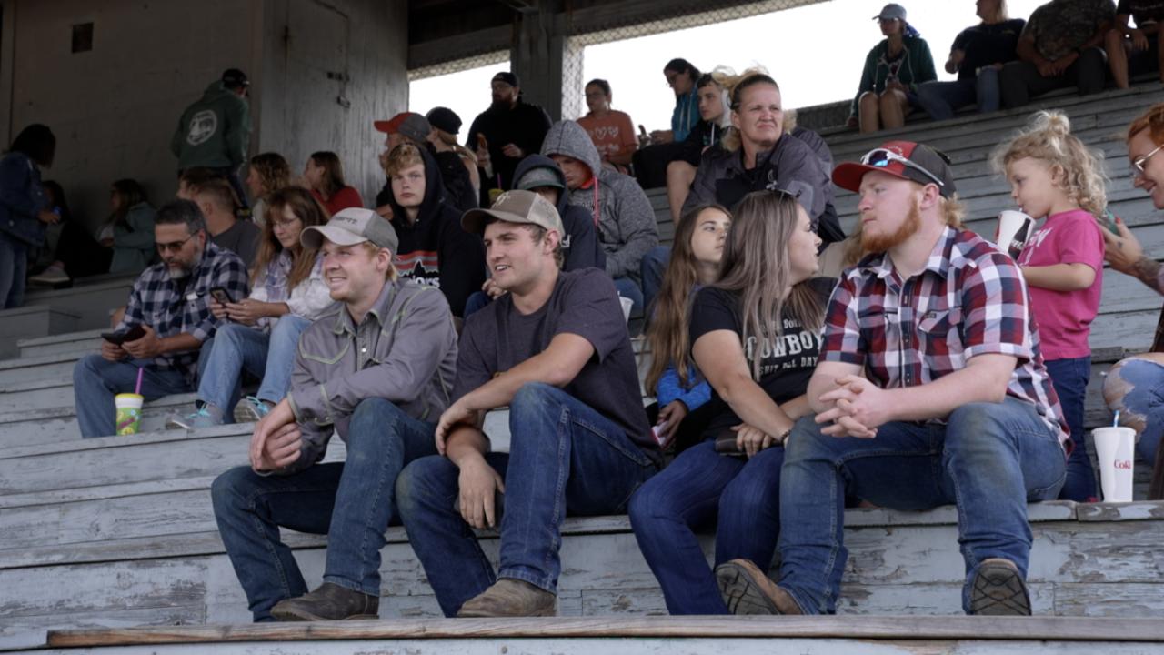Rodeo Spectators