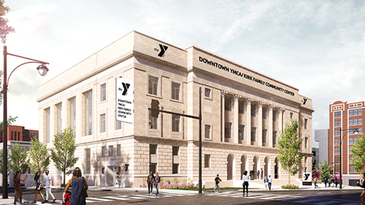 Construction to begin on $35M YMCA in downtown Kansas City