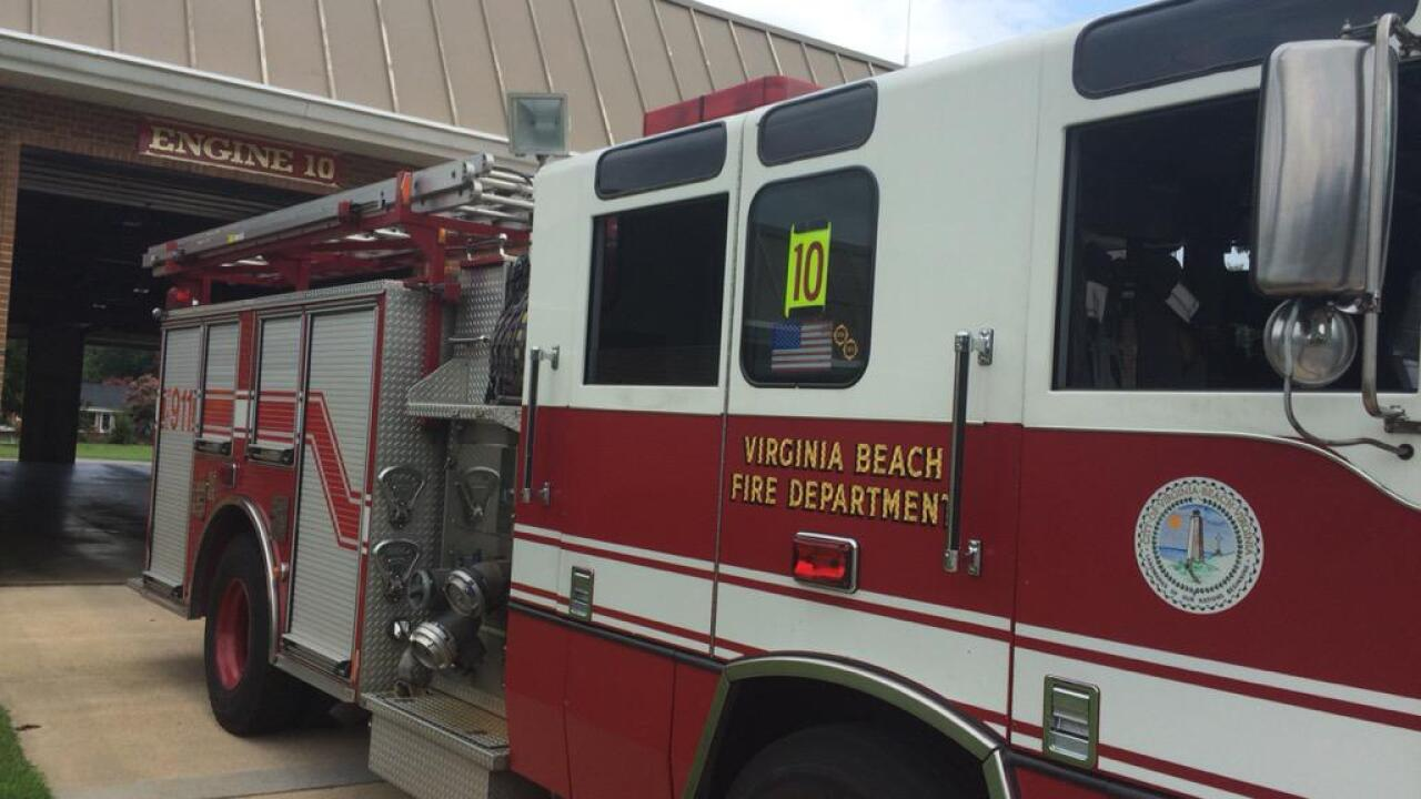 Virginia Beach Fire Department continuing food drive during holiday season