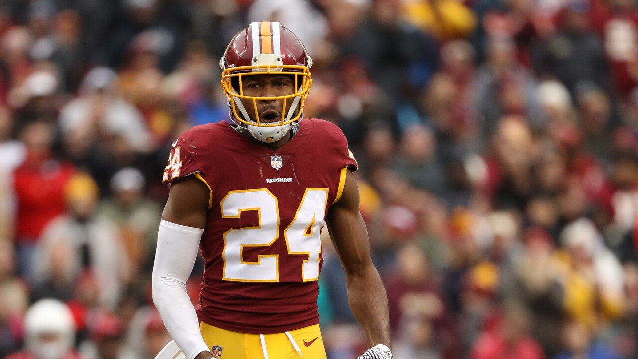 'Skins Scoop: Redskins coach Jay Gruden pokes fun at Josh Norman