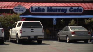 lake murray cafe
