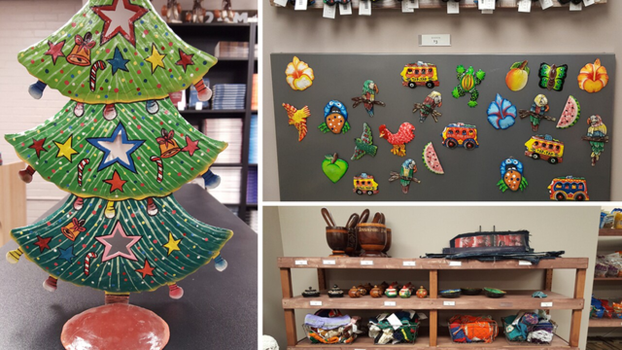'Shop for a Cause' sells handmade holiday gifts