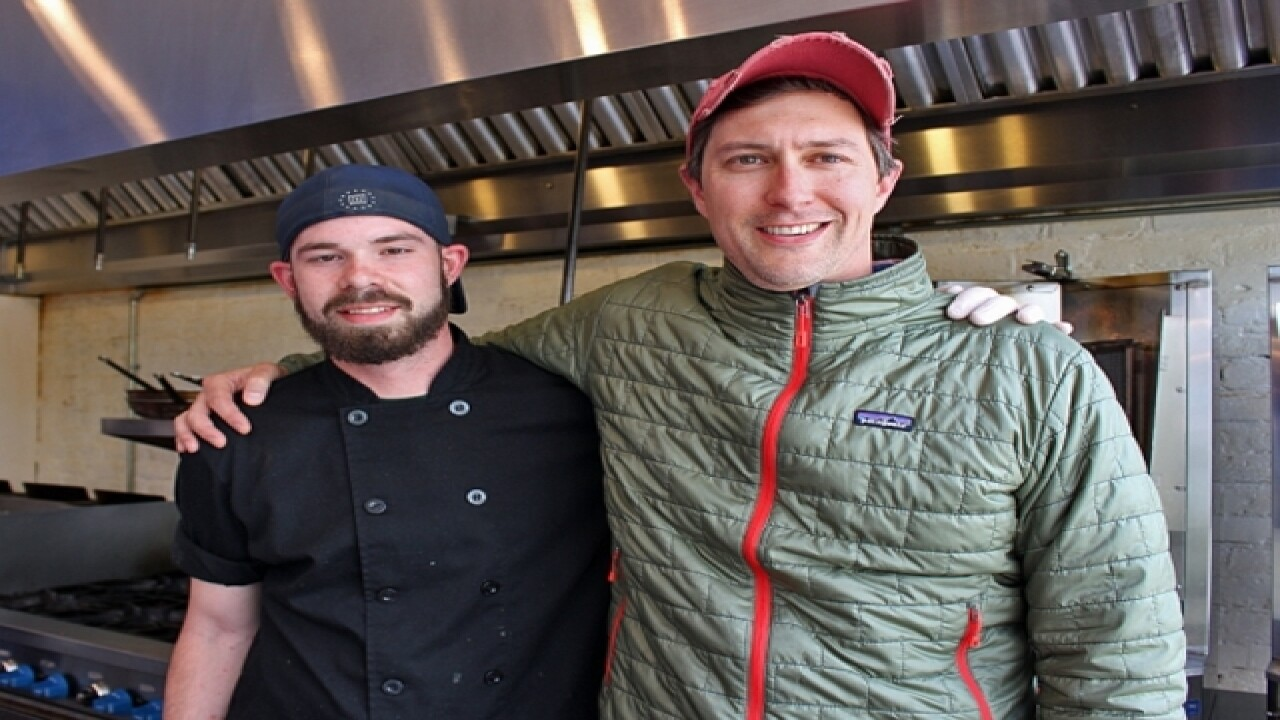 Chef Paul Weckman's tacos pack a punch