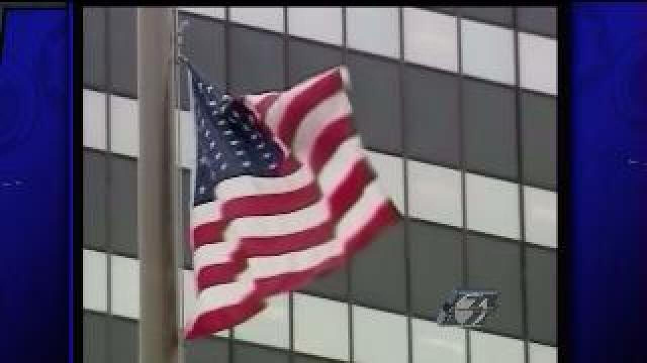 Flag Day across the nation