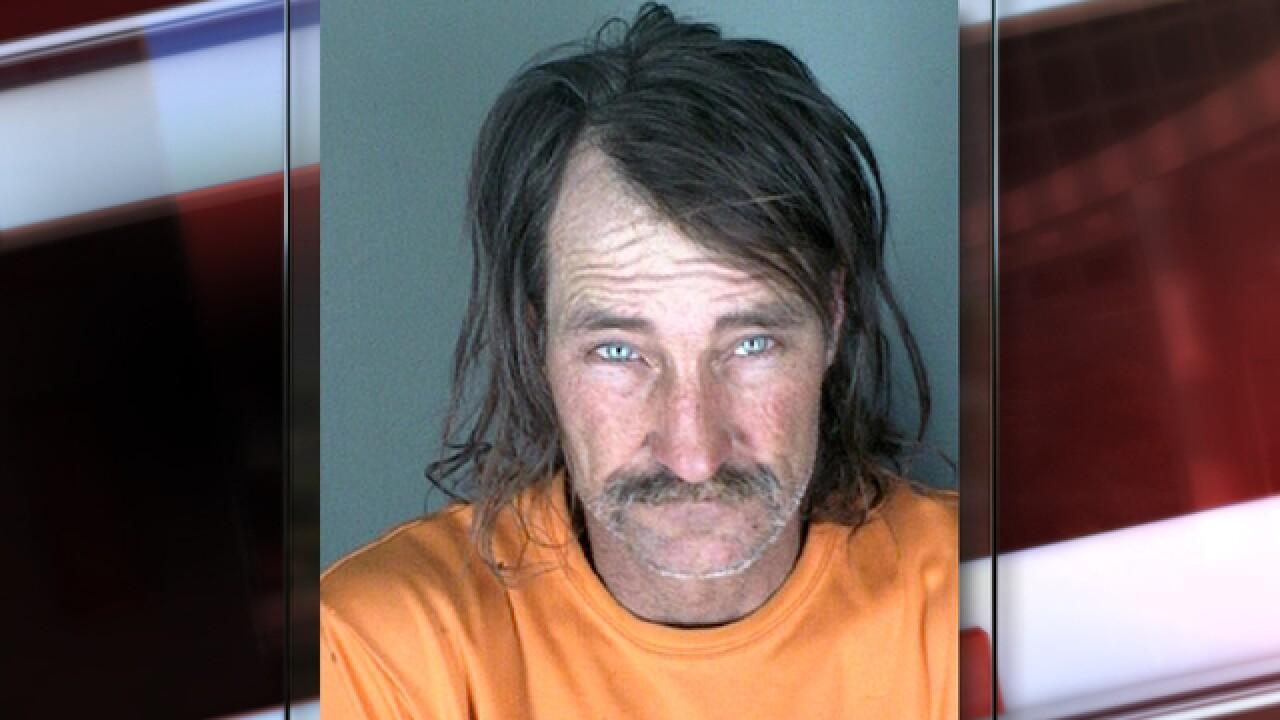 Man arrested after incident at Boulder park
