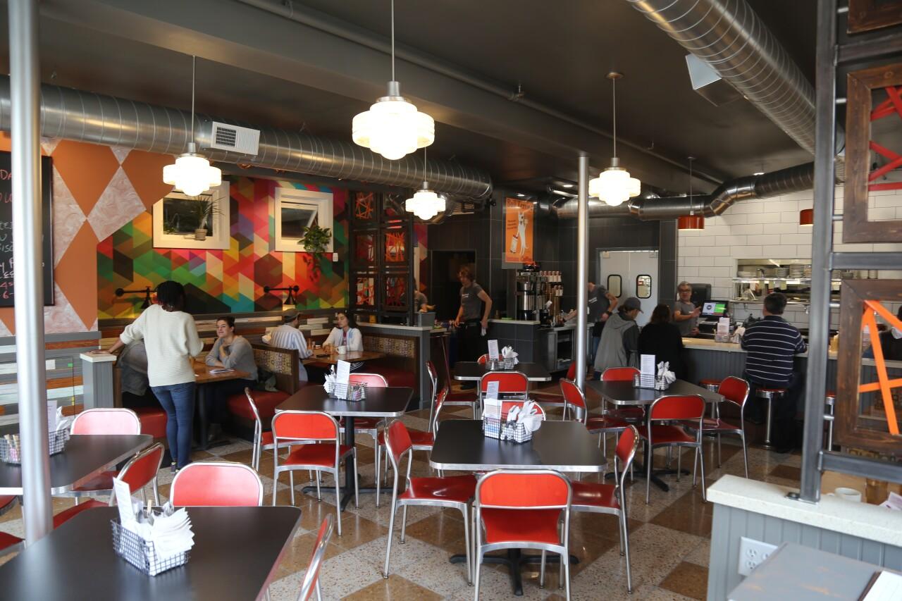 Interior of Restaurant.JPG