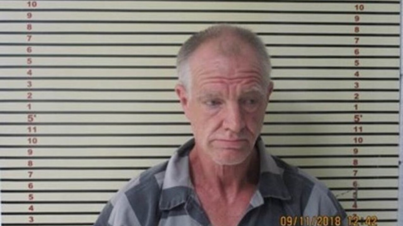 Wagoner County man wanted for lewd molestation, arrested