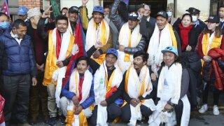 Nepal Mountaineers