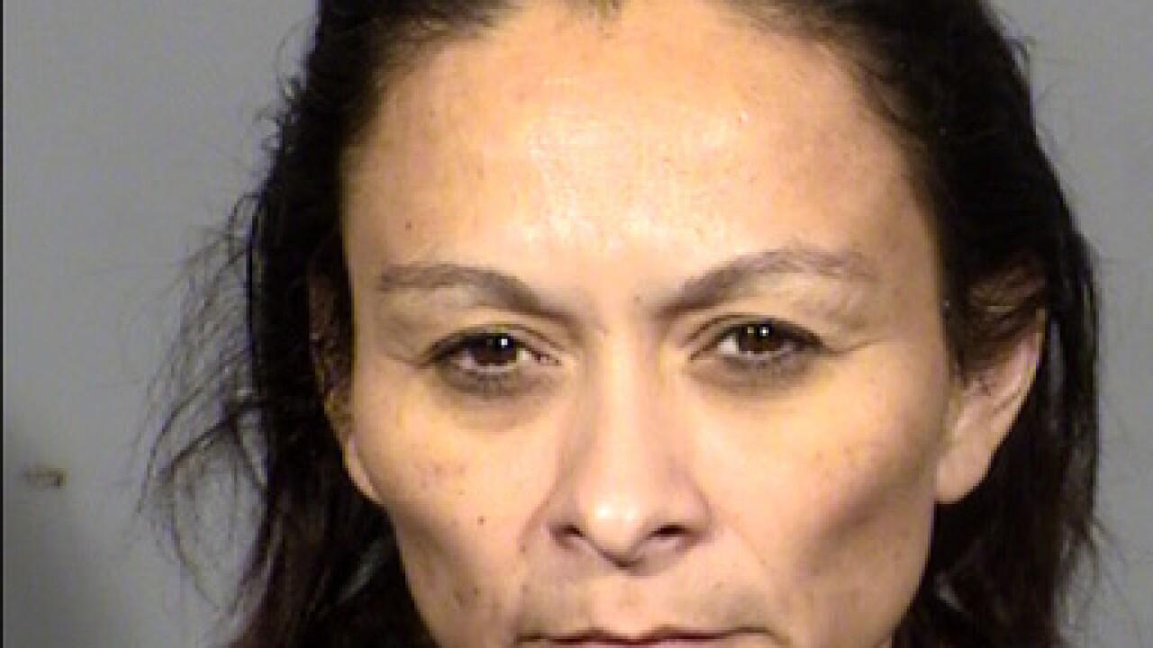 Las Vegas police investigating double homicide
