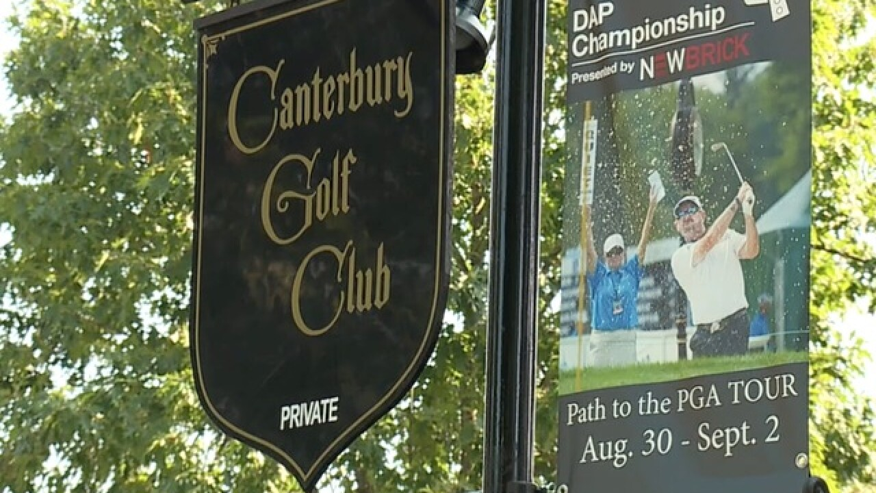 Canterbury Country Club has storied past